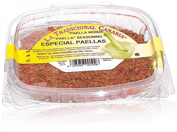 Especial Paellas - Gewürzmischung - 60g