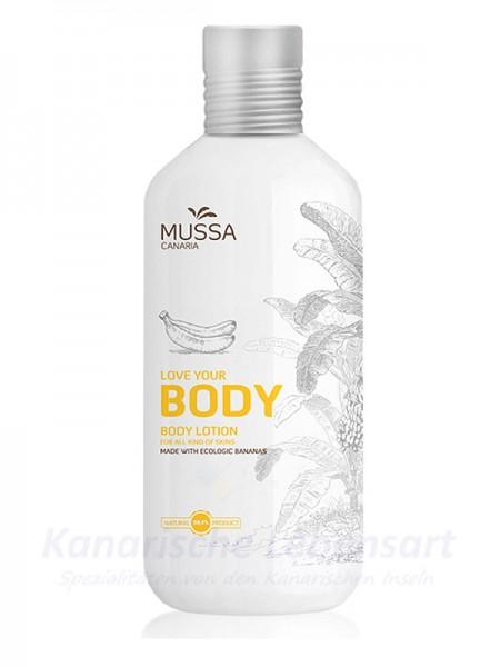 Body Lotion Mussa Canaria - 300ml