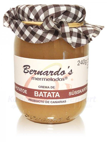 Crema de Batata - 240g