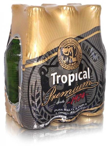 Tropical Premium - 250ml Flasche im 6er-Pack