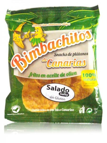 Bimbachitos de Canarias - gesalzen - 90g