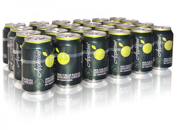 Appletiser - 330ml Dose im 24er-Pack