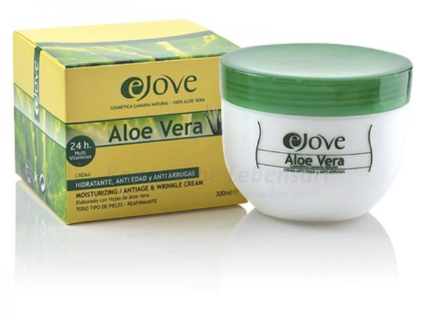Intensive Anti-Falten, Antiage & Feuchtigkeitscreme Ejove - 300ml