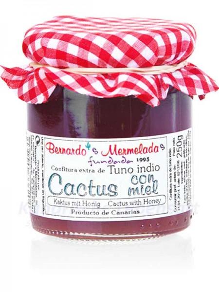 Kaktuskonfitüre mit Honig - 240g - Bernardo's Mermeladas