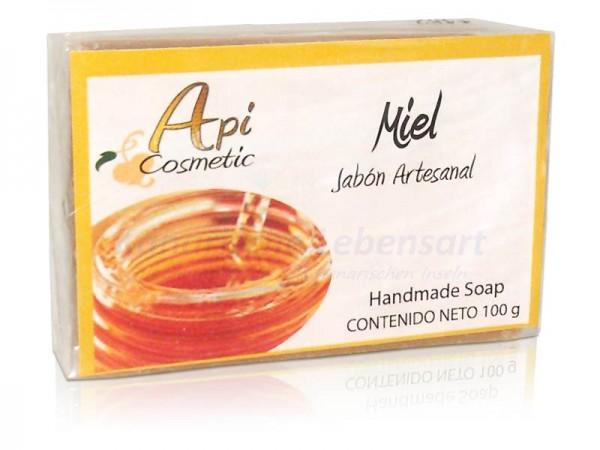 Jabon Artesanal - Miel - 100g