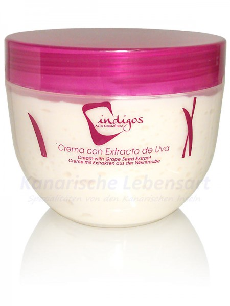 Crema con Extracto de Uva - 300ml