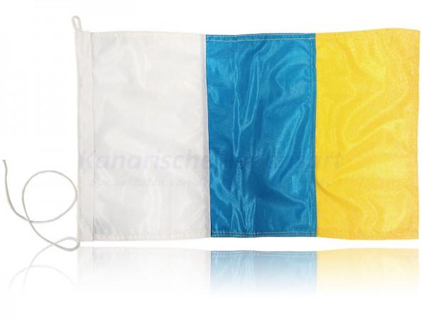 Fahne Kanarische Inseln 45 x 30 cm