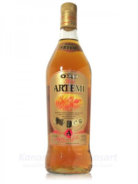 Ron Artemi Oro - 1 Liter 37,5% Vol.