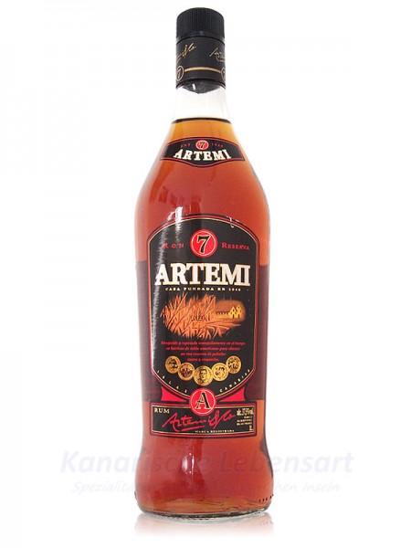 Ron Artemi Reserva 7 Jahre - 1 Liter 37,5% Vol.