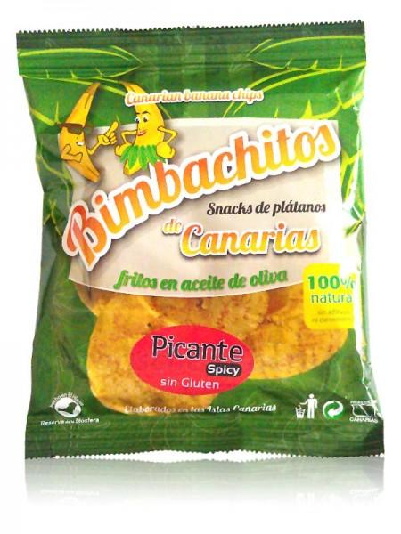 Bimbachitos de Canarias - picante - 90g