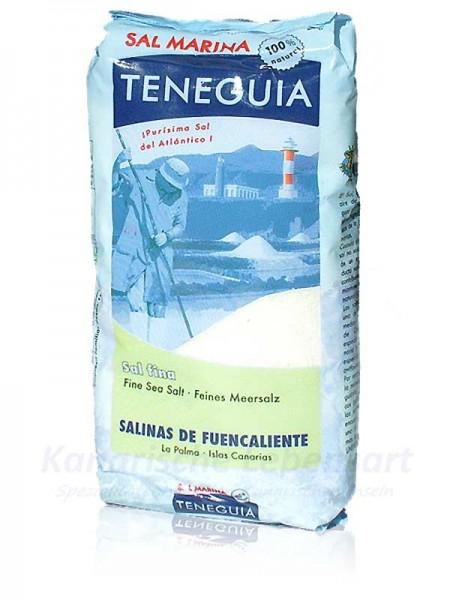 Sal Marina TENEGUIA - feines Meersalz - 500g