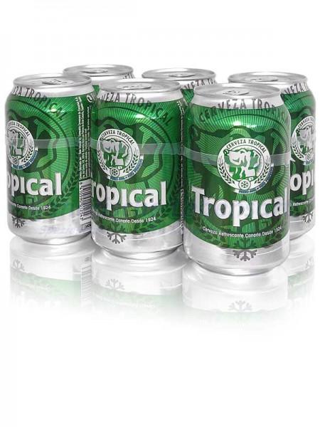 Tropical - 330ml Dose im 6er-Pack