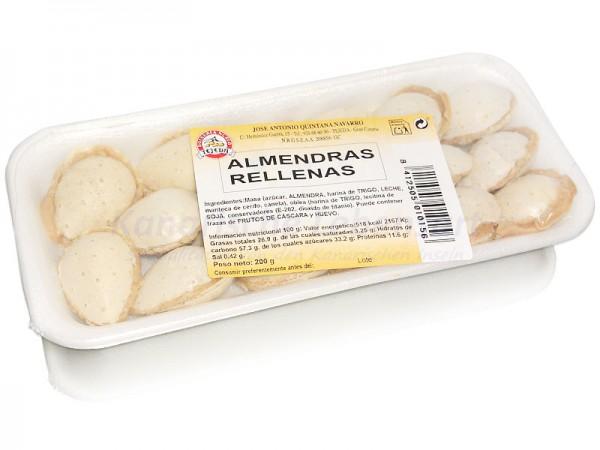 Almendras Rellenas - 200g