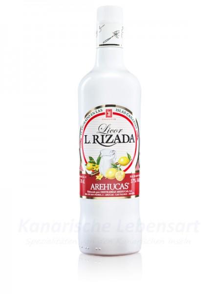 Licor Leche Rizada Arehucas