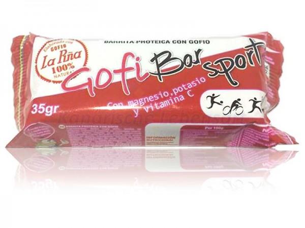 GofiBar Sport - 5 x 35g