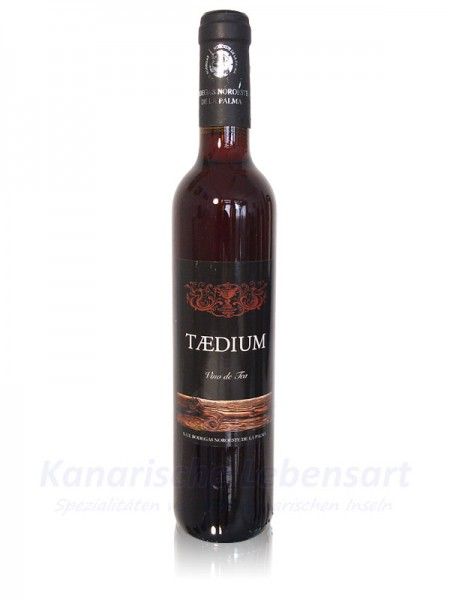 Taedium Vino de Tea Vega Norte