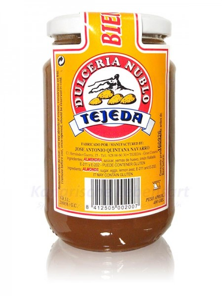 Bienmesabe - Dulceria Nublo Tejeda - 400g