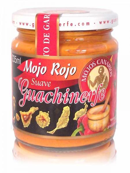 Mojo Rojo Suave - 200g - Guachinerfe