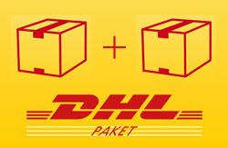 DHL-Teillieferung