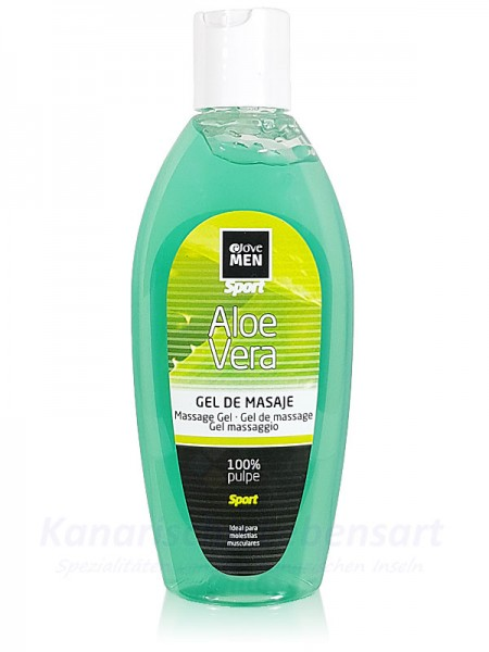 Gel de Masaje Ejove Men - Aloe Vera Massage-Gel - 200ml
