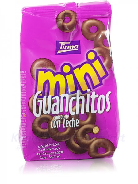 Mini Guanchitos Leche Tirma - 125g