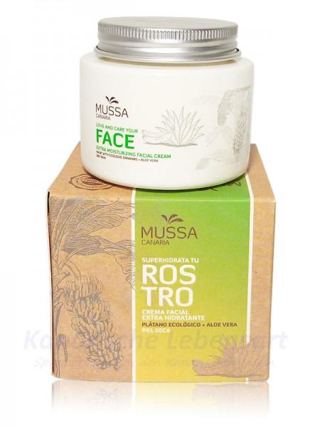 Crema Facial Extra Hidratante - Feuchtigkeitscreme - 70ml