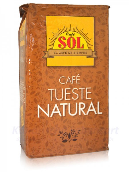 Café Sol - Tueste Natural - 250g