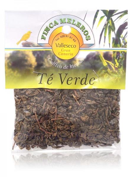 Té Verde - kanarischer Grüner Tee - 20g