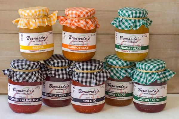 Bernardos-Mermeladas-Neue-Produkte