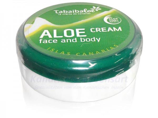Aloe Vera Gesichts- und Körpercreme Tabaiba - 50ml