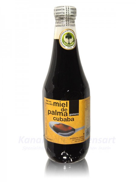 Miel de Palma Cubaba - Palmhonig - 500ml