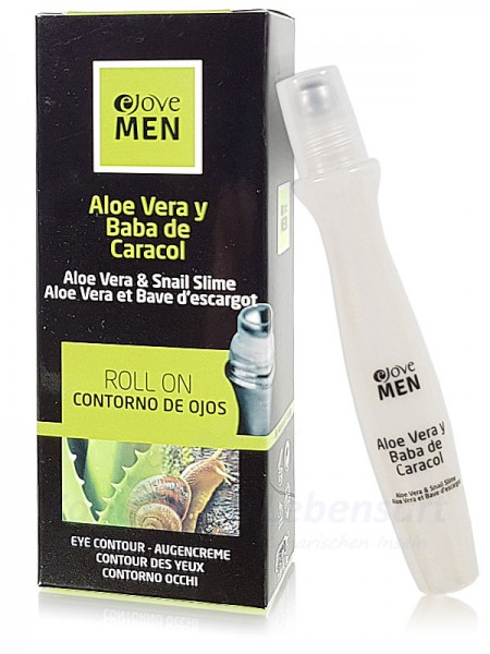 Contorno de Ojos Roll On Ejove Men - Augenkonturcreme - 15ml