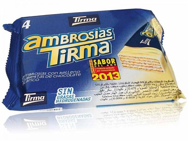 Ambrosias Blanco - 4 x 21,5g