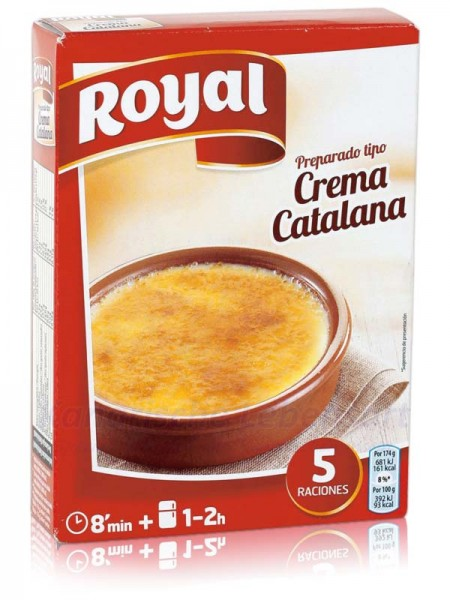 Crema Catalana von Royal - 120g