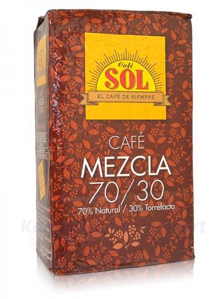 Café Sol - Mezcla 70/30 - 250g