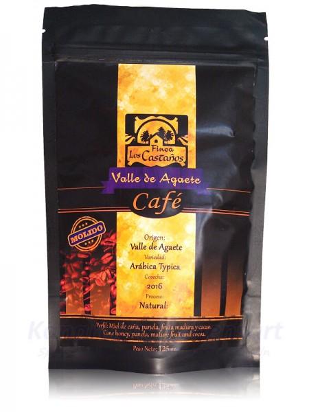 Café Valle de Agaete Molido - 125g