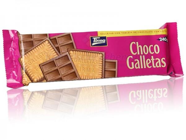 Choco Galletas Tirma - 240g