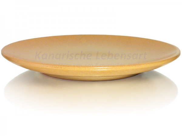 Teller beige - 20cm