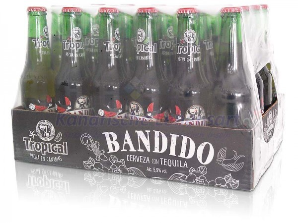 Tropical Bandido - 330ml Flasche im 24er-Pack
