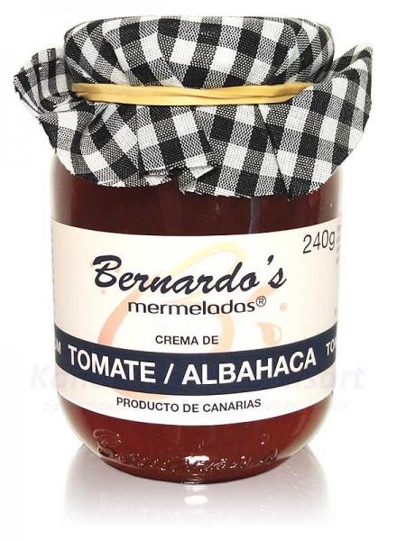 Crema de Tomate Albahaca - 240g