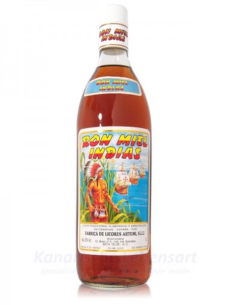 Ron Miel Indias Artemi - Honigrum - 1 Liter 20% Vol.