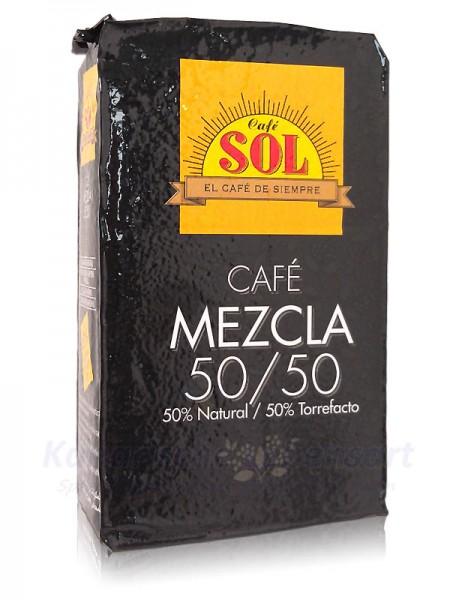 Café Sol - Mezcla 50/50 - 250g