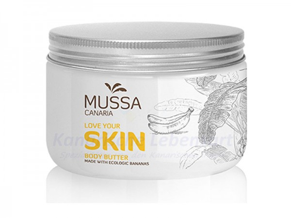 Body Butter Mussa Canaria - 300ml