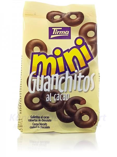 Mini Guanchitos Cacao Tirma - 125g