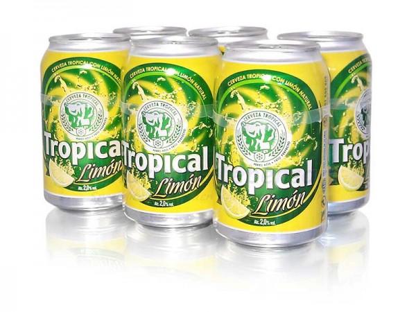 Tropical Limon 330ml Dose 6er-Pack