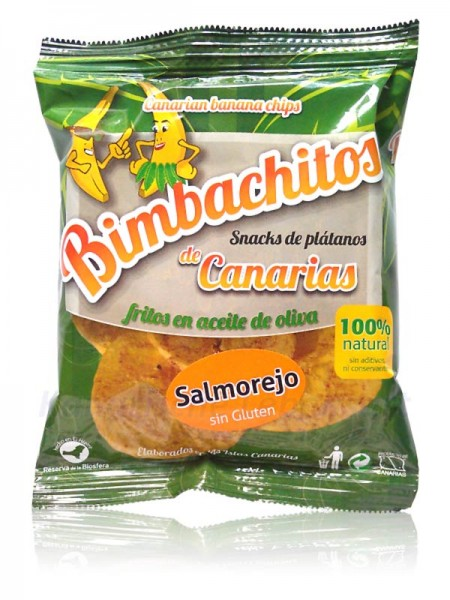 Bimbachitos de Canarias - Salmorejo - 90g