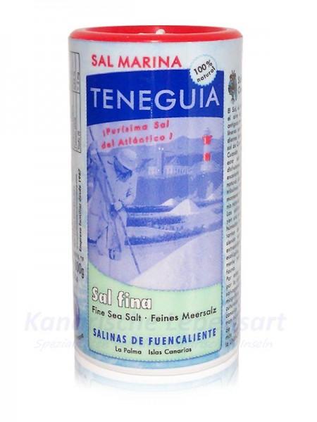 Sal Marina TENEGUIA - feines Meersalz - 100g Streuer
