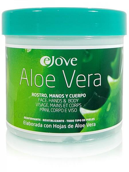 Aloe Vera Feuchtigkeitscreme Ejove - 500ml