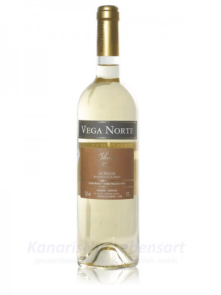 Vega Norte Blanco - 0,75 Liter 13,5% Vol.