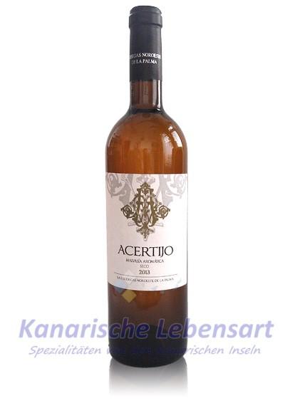 Acertijo Malvasia Aromatica - 0,75 Liter 14,5% Vol.